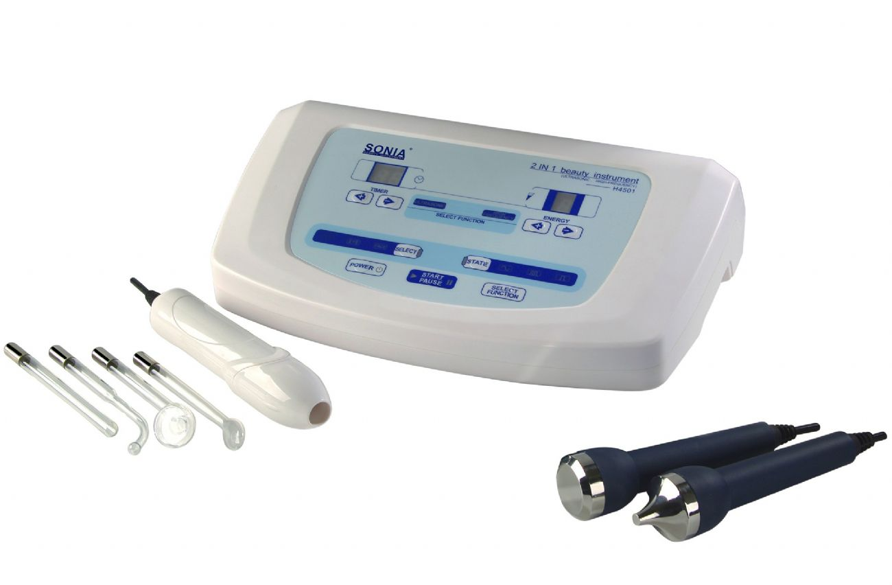MAIA MULTI 2 Multifunction ultrasound + high frequency